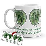 Kembilove Tazas de café diseño de Yoga – Taza de café Inspirada en Buda y Abundancia – Taza...