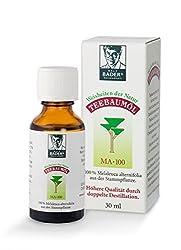 Traitement verrue plantaire huile essentielle: huile d'arbre à thé