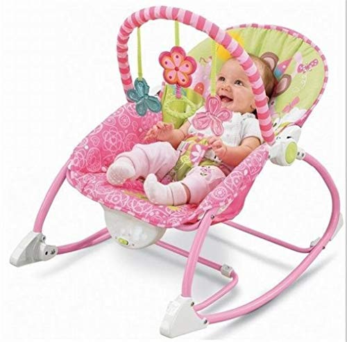 Ibaby Electric Baby Rocking Chair Newborn Musical Rocker Infant Vibrating Crib Baby Bed