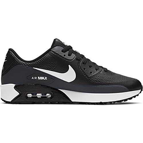Nike Air Max 90 G Black/White-Anthracite Chaussures pour homme, Noir , 42 EU