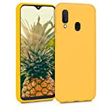 kwmobile TPU Case Compatible with Samsung Galaxy A20e -