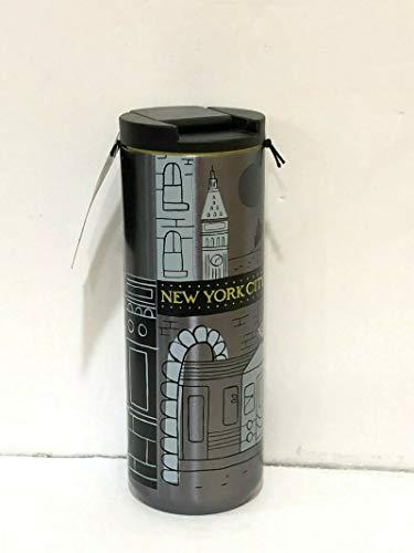 Starbucks NEW YORK CITY Stainless Steel Tumbler, 16 Fl Oz