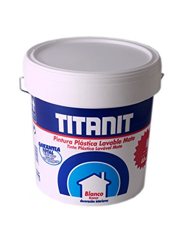 titanit Plastica Decoracion B/4 L