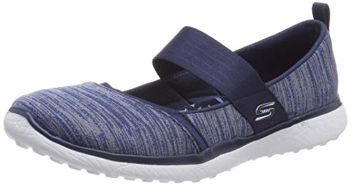Skechers Women's Microburst-Tender Soul Slip On Trainers