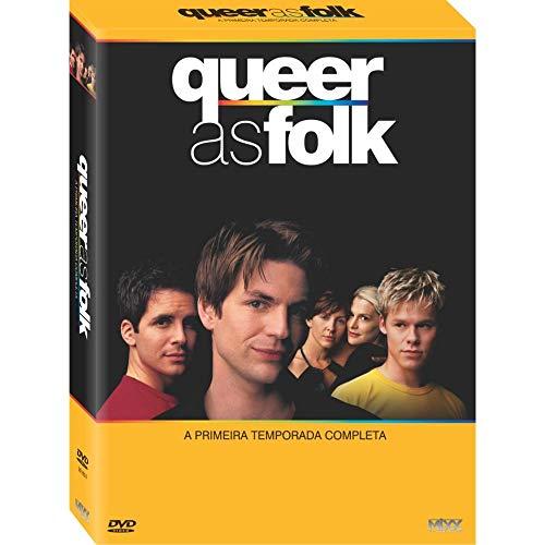 Queer as Folk - a Primeira Temporada Completa
