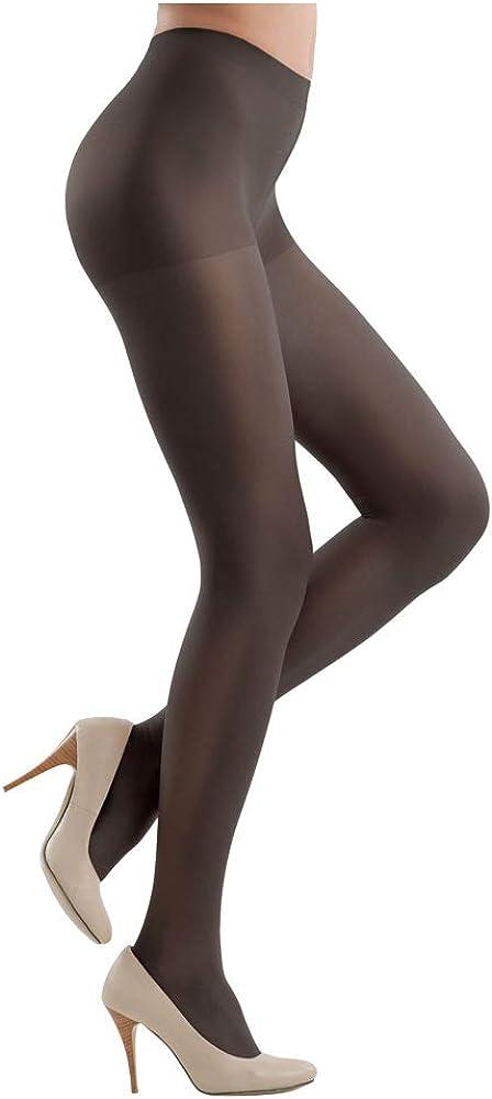 Conte elegant Sheer Matte Solid Color 20 Denier Pantyhose - Solo