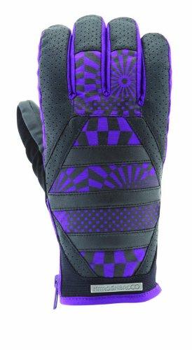 Nitro Snowboards Damen Handschuh Spell, Purple, L