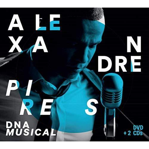 ALEXANDRE PIRES - ALEXANDRE PIRES - DNA MUSICAL - KIT