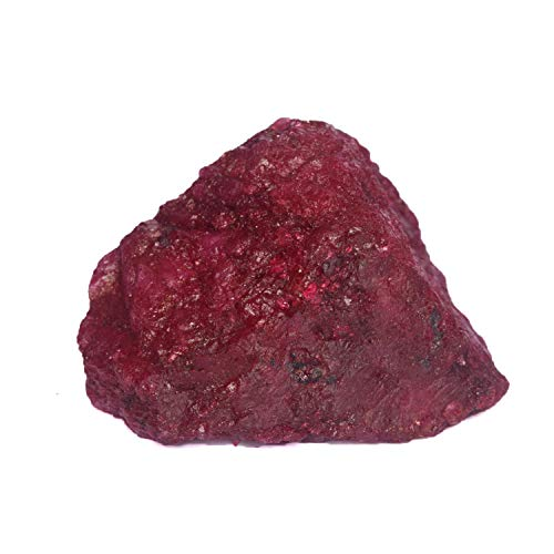 Natural AAA++ Quality Ruby 1011.50 Ct Certified Healing Crystal Raw Rough Red Ruby Stone