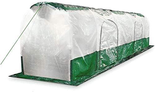 Bio Green Super Dome Folientunnel, Transparent, Grün