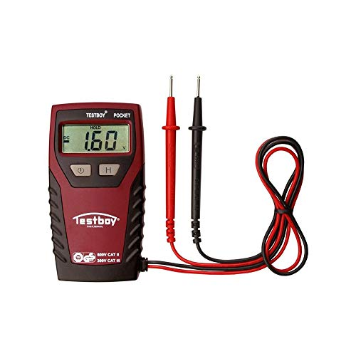 Testboy Pocket Mulitmeter