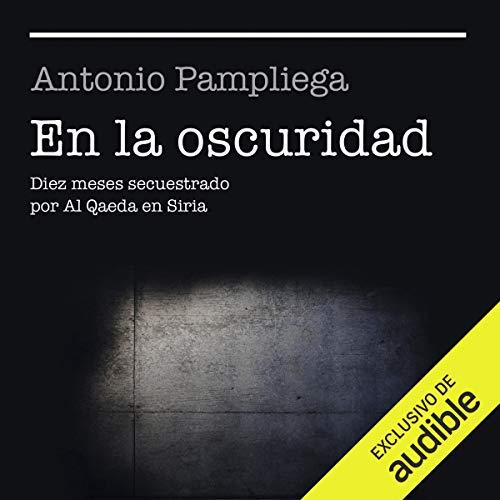 En la oscuridad audiobook cover art