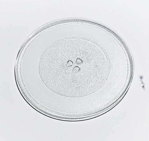 OEM LG Microwave Glass Plate Turntable: LMHM2237BD, LMC1575ST