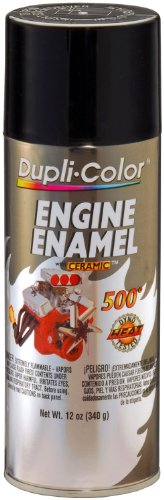 duplicolor engine black - 5