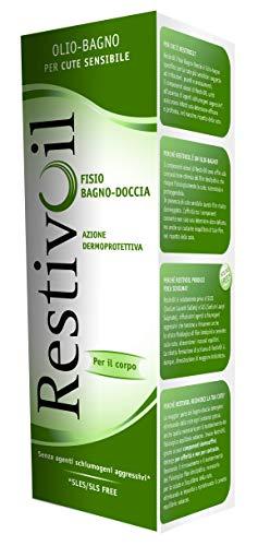 Fisiobagno douche nettoyant delicato per pelli sensibili 250 ml