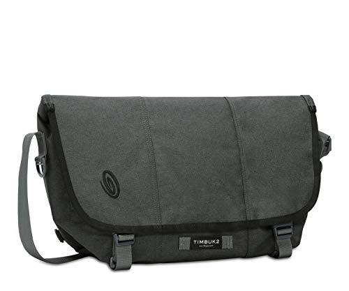 Timbuk2 Classic Messenger Bag, Gunmetal Tundra, Medium
