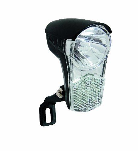 Büchel Scheinwerfer LED 15 Lux, mit Schalter, schwarz, 50170
