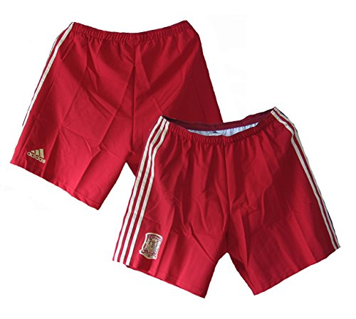 adidas Spanien Hose Shorts 2014/15 Home Spieleredition Gr.M