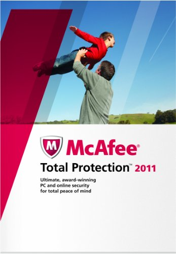 Price comparison product image McAfee Total Protection 2011 3-User [Old Version]