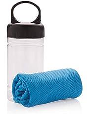 Xd Design Microfiber Cooling Towel, Blue