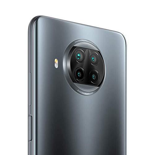 "Xiaomi Mi 10T Lite - Smartphone 6+128GB, 6,67"" FHD+ DotDisplay, Snapdragon 750G, 64MP AI Quad Camera, 4820mAh, Alexa Hands-Free, Pearl Gray (Official Version + 2 Jahre Garantie) - 2"
