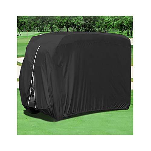 4 Seater Golf Car Cover, Heavy Duty Outdoor Parking winkelwagen Dust Cover Dak 112