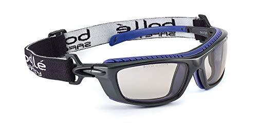 """'Bollé–Gafas protectoras""""Baxter, 1pieza, talla única, negro/azul, baxpsi"""