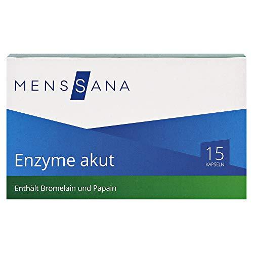 enzyme akut menssana kapseln 15 St