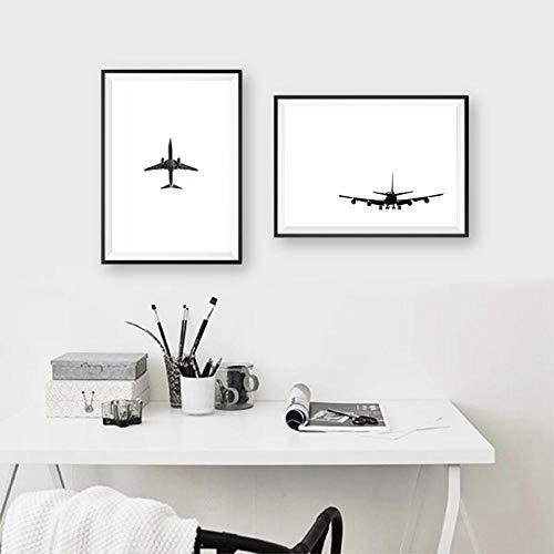 cuadro avion fabricante SDFLK