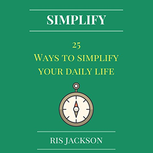 Simplify audiobook cover art