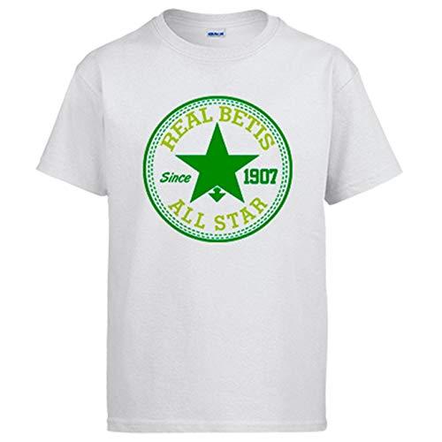 Camiseta Betis All Star - Blanco, S