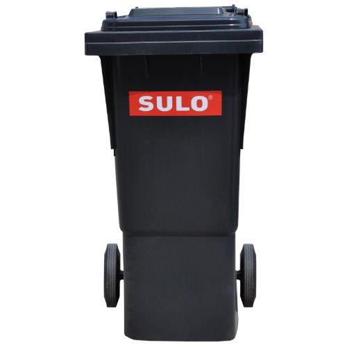 Sulo Müllgroßbehälter grau, MGB 60 l, Grau 60l grau
