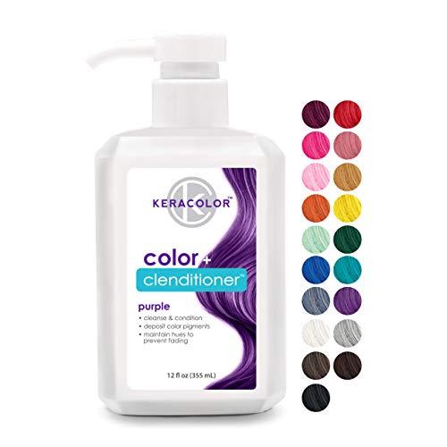 Keracolor Clenditioner Color Depositing Conditioner Colorwash