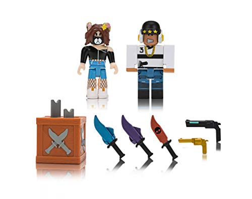 Roblox Action Collection - Murder Mystery 2 Game Pack [Includes Exclusive Virtual Item]