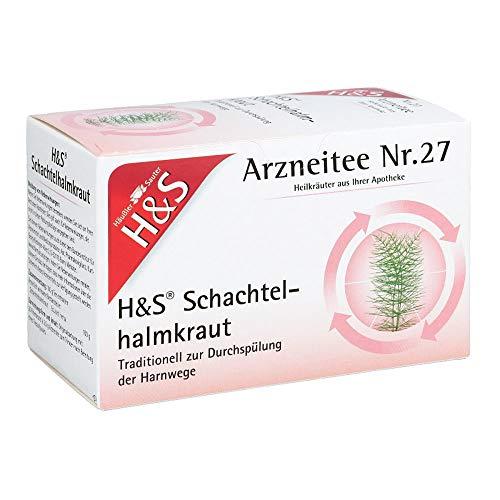 H&S Schachtelhalmkraut Filterbeutel 20X2.0 g