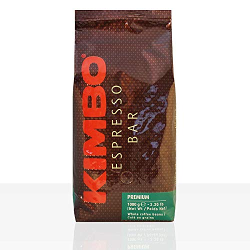 Kimbo Espresso Bar Premium 6 x 1kg Kaffee ganze Bohne