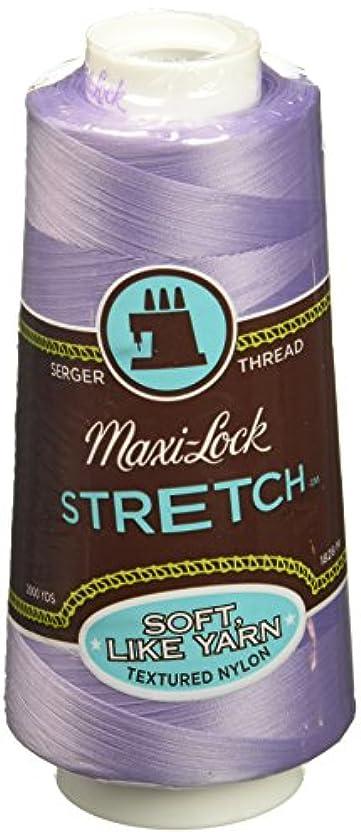 American & Efird AME54.32645 Orchid Maxi Lock Stretch Thread, 2000yd