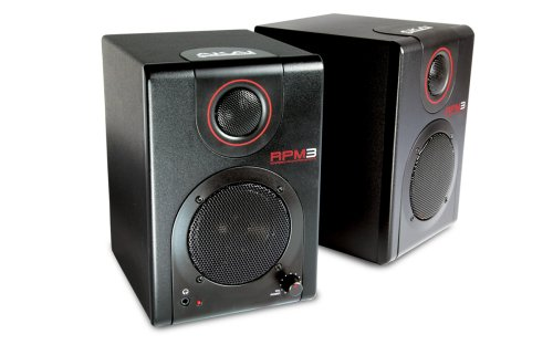 New Akai Professional RPM3 Production Monitors with USB Audio Interface