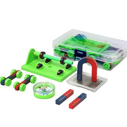 Circuito Magnetismo Kit Básico Experimento De Electrónica Estudiantes De La...