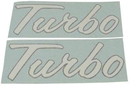 Farmall Decal Set Turbo White International fits Deluxe Vinyl Black and Nippon regular agency