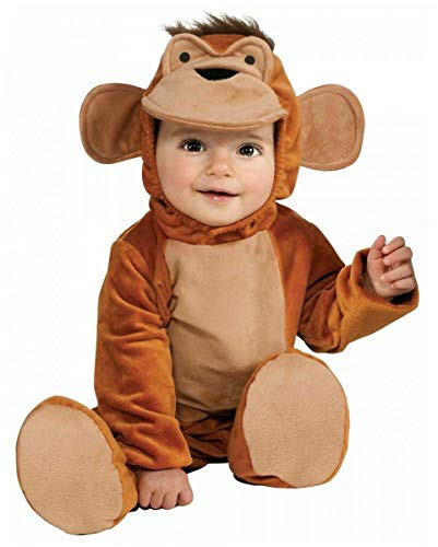 Horror-Shop Funky Monkey Costume bébé