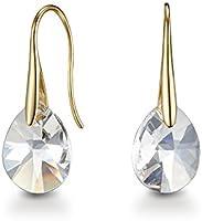 Mestige Pascal Women's Drop & Dangle Earrings with Swarovski Crystals - MSER3639