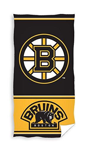 Boston Bruins NHL National Hockey League Fan Eishockey Duschtuch 70 x 140 cm