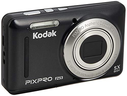 コダック コンパクトデジタルカメラKodak PIXPRO FZ53 ブラック