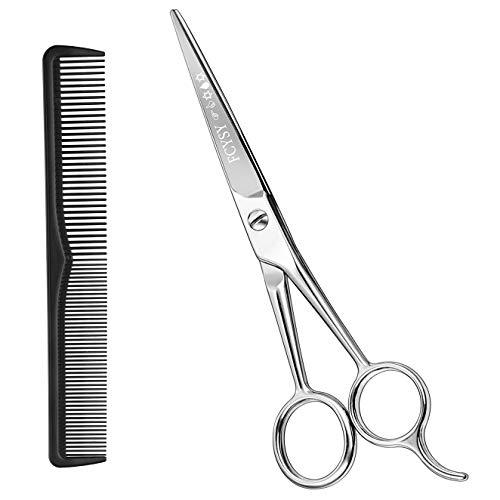 "Hair Cutting Scissors Hair Shears- Fcysy 5.5""Professional Barber Sharp Hair Scissors Hairdressing..."