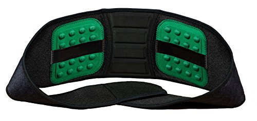BioFeedBac Back Support Belt for Women and Men, (22- 60inch) - Lightweight Backbrace for Pain Relief - Great Waist Supporter for Posture Improvement