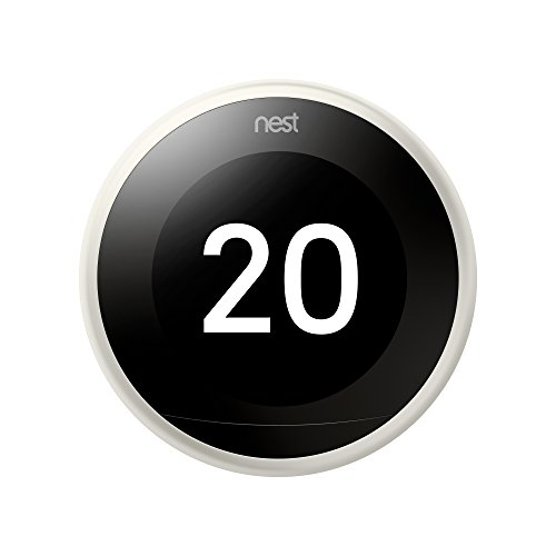 Nest T3030ex thermostaat 3 A generatie, wit