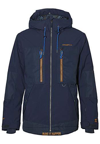 O'Neill Herren 8P0036 Jacket Jacken, Blau (Ink Blue), XS