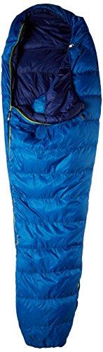 MILLET Alpine Ltk 600 Sacos de Dormir, Unisex Adulto, Sky Diver, Regular/Left Zipper