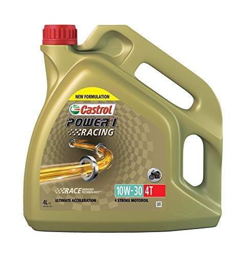 Castrol POWER 1 RACING 4T 10W-30 4-takt motorolie 4L